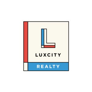 non-selected logo concept for a real estate firm