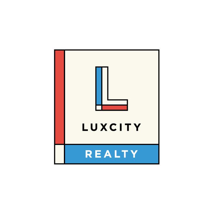 non-selected logo concept for a real estate firm